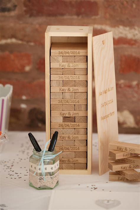 alternative wedding guestbooks  treasure