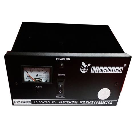 buy bluebird 1kva automatic voltage stabilizer online in india