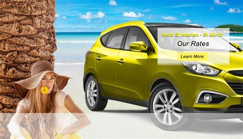 St Car Rentals by Hertz Car Rental St Maarten