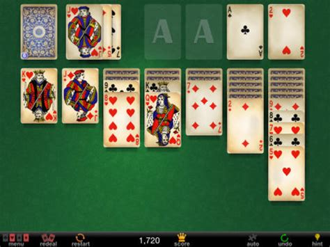 Deck Solitaire App by Deck Solitaire On The App Store On Itunes