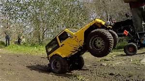 RC scale crawler FUN RUN SCS 2-13-17 - YouTube