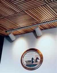 ceiling wood panels Wood Ceiling Planks Design | HomesFeed