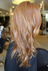 Light Hair With Strawberry Highlights 60 Best Strawberry Hair Ideas To Astonish Everyone
