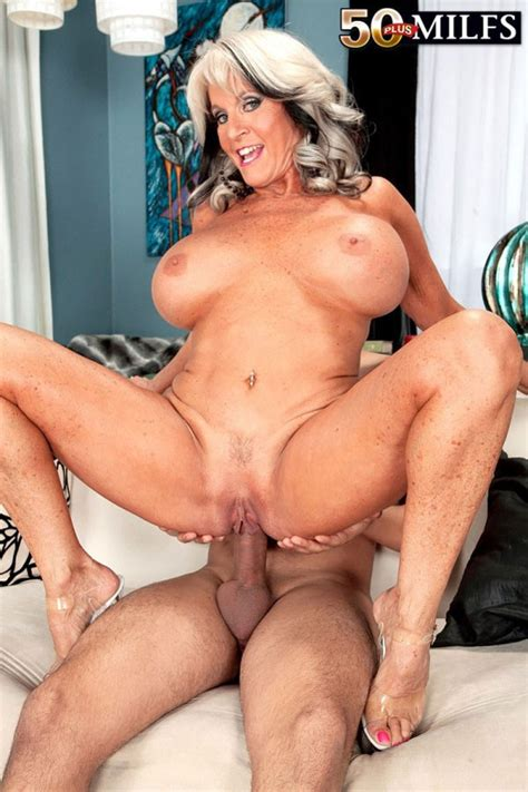 Horny Busty Milf Sally Dangelo Craving Younger Dick To