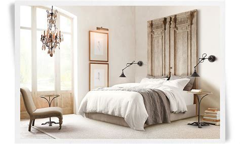 Bedroom furniture sets restoration hardware   Hawk Haven