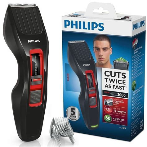 philips hc electric hair cut machine charging type trimmer japan