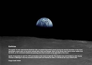 Original Earthrise NASA (page 2) - Pics about space