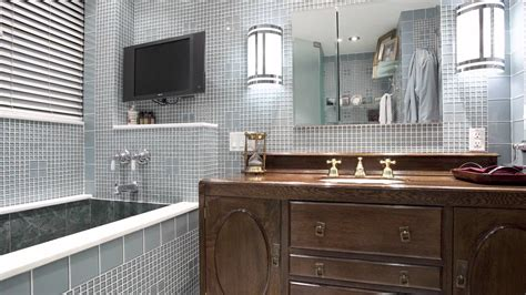 deco bathroom style guide 30 magnificent pictures and ideas deco bathroom floor