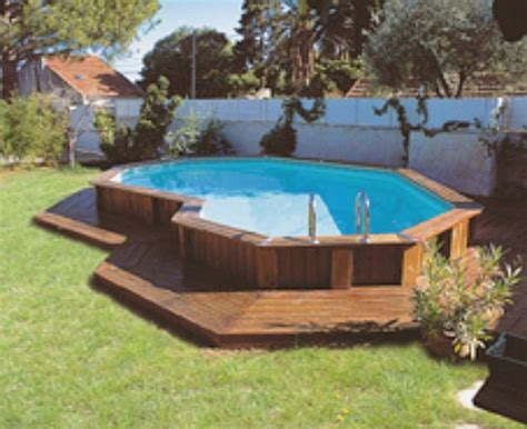 Cheap Above Ground Pool Landscaping