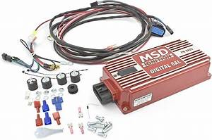 Msd Digital 6al Ignition Control  Msd Part  6425