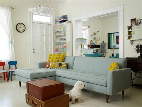 Living Room Design With Sofa Bed by 30 Eclectic Living Room Designs