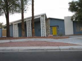 Mid Century Modern Homes Exterior Colors