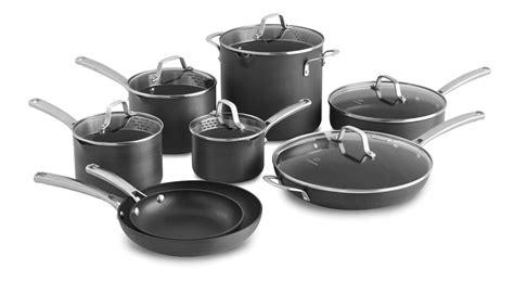 calphalon cookware vs nonstick pots pans classic sets cuisinart kitchen utensils stick non collection piece amazon line different brand xavier