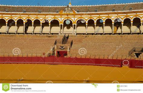 design on stock villa arena sevilla stierkfarena stockbild bild 23117951