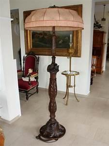 Lampenschirm Stehlampe Glas : lampenschirm stehlampe antik ~ Indierocktalk.com Haus und Dekorationen