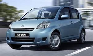 2004-2012 Daihatsu Sirion Service Repair Manual Download