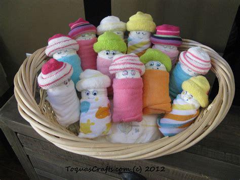 Toqua's Crafts Baby Shower