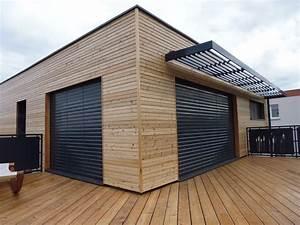 Brise Soleil Horizontal : brise soleil aluminium maison ventana blog ~ Melissatoandfro.com Idées de Décoration
