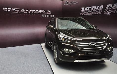 Modifikasi Hyundai Santa Fe by Spesifikasi Dan Harga Hyundai New Santa Fe Model 2016