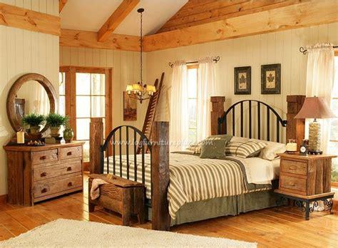 Bedroom Wallpaper Country by Rustic Log Bedroom Furniture Log Furniture Bed Reclaimed