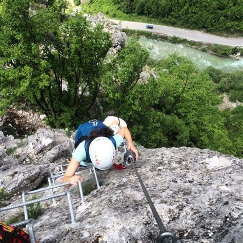 Ferrata With Fear Heights Said Yes