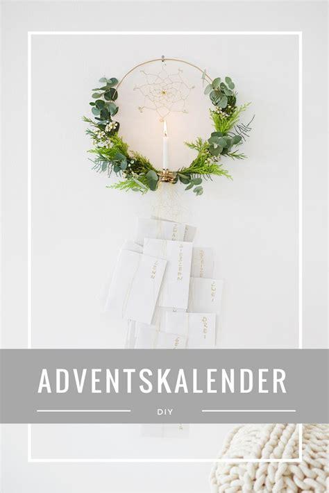 basteln mit papiertüten die besten 25 adventskalender selber machen mit spr 252 chen ideen auf adventskalender