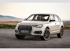 Nova generacija Audija Q5 bo bistveno lažja