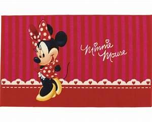 Minnie Mouse Teppich : kinderteppich minnie mouse 80x140 cm kaufen bei ~ Indierocktalk.com Haus und Dekorationen