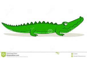 Cute Cartoon Alligators