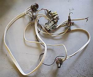 Gretsch Original Wiring Harness 1965