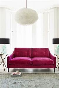 1000 images about pink sofa on Pinterest