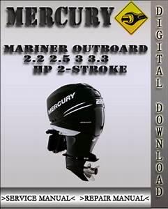 Mercury 3 5 Hp 2 Stroke Outboard Manual