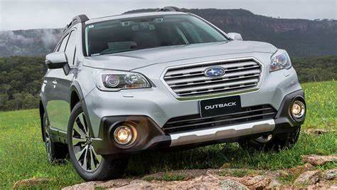 Subaru Outback Road Test by 2016 Subaru Outback 2 0d Premium Review Road Test