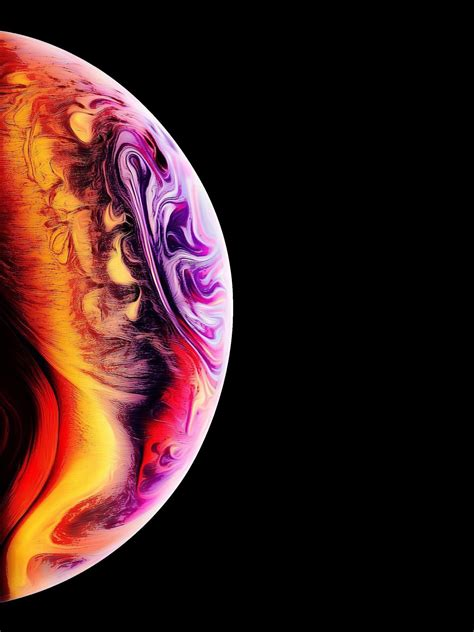 leaked iphone xs wallpaper  ipad pro  iphone paradise
