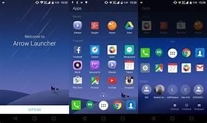 """Microsoft'un Android İçin Geliştirdiği """"Arrow Launcher ..."""