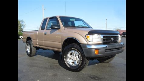 2000 Toyota Tacoma by 2000 Toyota Tacoma Sr5 4x4 2 7l 4 Cylinder Auto Sold