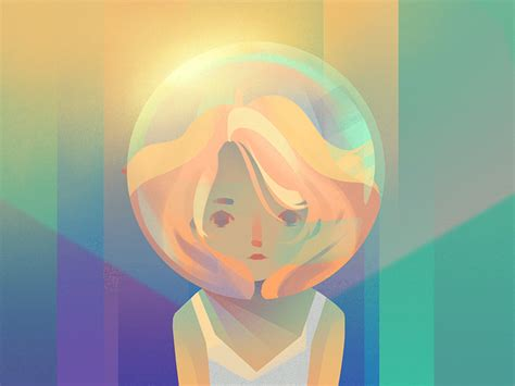 swimming thoughts  jenny yu dribbble dribbble