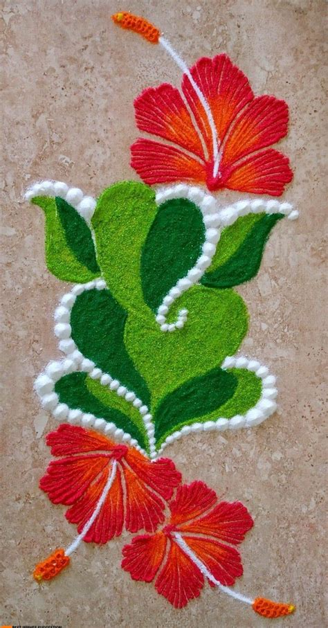 rangoli images  rangoli designs flower colorful