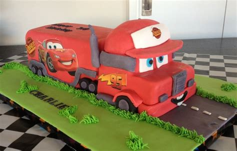 Ideas For Halloween Food Names by Disney Cars Cake