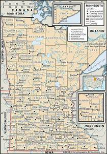 Historical Facts Of Minnesota Counties Guide