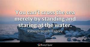 Rabindranath Ta... Simple Water Quotes