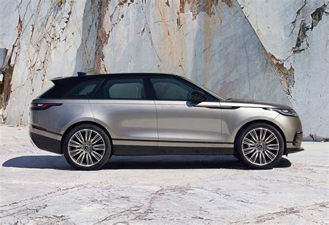 Land Rover Range Rover Velar Photo by Land Rover Range Rover Velar Suv 2017 Photos Parkers