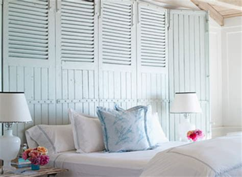 Pool Noodle Headboard by Home Dzine Craft Ideas Repurpose Louvre Doors Or Pine
