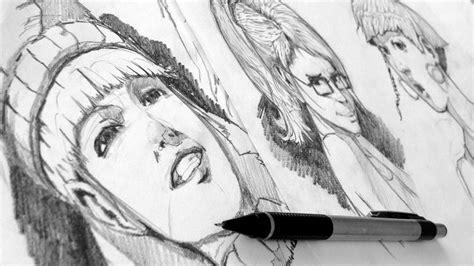 como dibujar gestosexpresiones anime  realista youtube