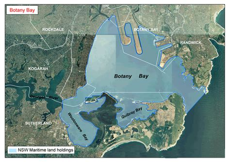 Boat Moorings Georges River by Community Leases Leasing Property Planning