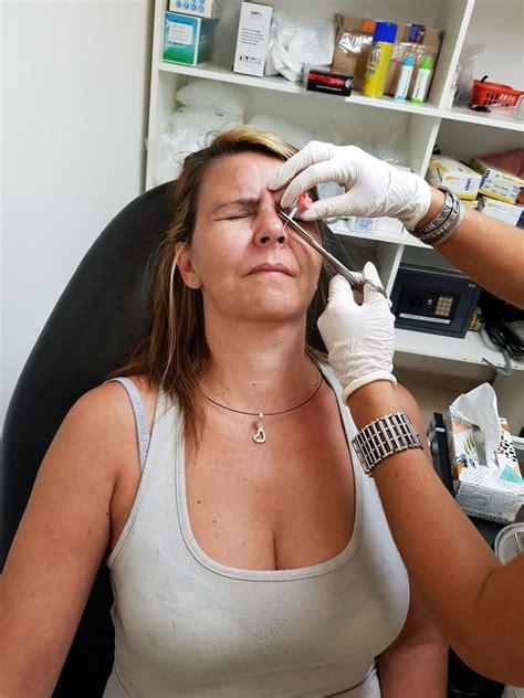 Tina Nose Piercing Tinamom Of Two Flickr
