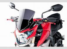 PUIG New Generation Screen Suzuki GSR750 201117