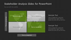 Stakeholders Analysis Slides For Powerpoint
