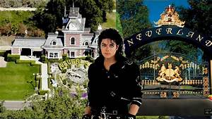 Michael Jacksons House - 2017 | Neverland Ranch $100 ...
