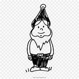 Babette Gnome sketch template